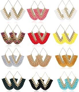 Best pearl tassel earrings Reviews