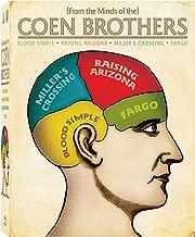 Coen Brothers Collection (Blood Simple/Fargo/Miller's Crossing/Raising Arizona)