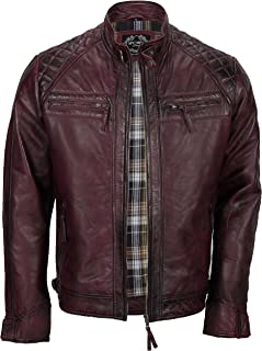 giacche pelle conbipel uomo