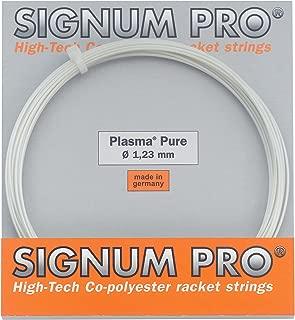 Signum Pro Poly Plasma Pure Tennis String Natural ()