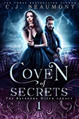 Coven of Secrets: A Slow Burn Paranormal Witch Romance Series (The Bayshore Witch Legacy Book 2) Kindle Edition
