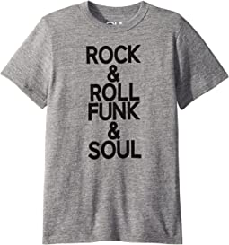 Extra Soft Rock & Soul Tee (Little Kids/Big Kids)