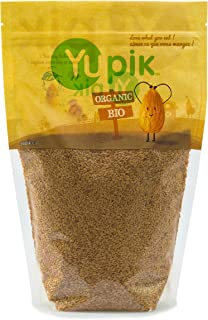 Sponsored Ad - Yupik Organic Flax Seeds, Golden, 2.2 lb