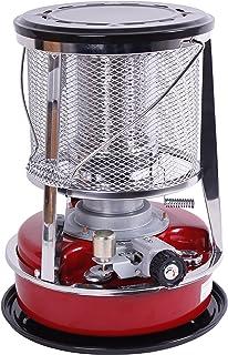 Calefactor de petróleo con dispositivo de extinción