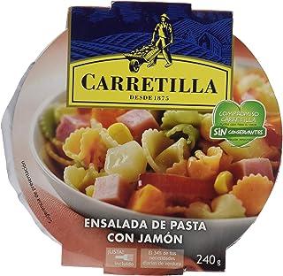 Carretilla - Ensalada de Pasta con Jamón - 240 g