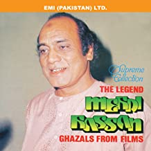 The Legend Mehdi Hassan Ghazals From Films