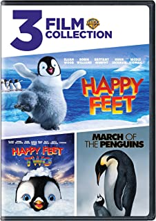 Happy Feet/ Happy Feet 2/ March Of the Penguins