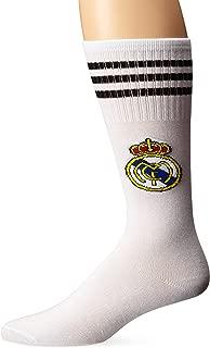Real Madrid Kids Youth & Adult Soccer Team Socks