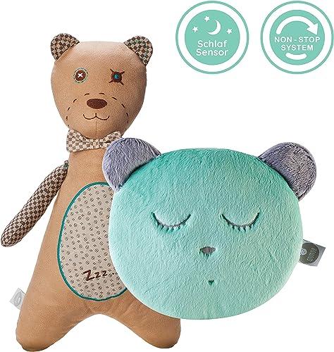 MyHummy Doudou-mascotte Aide à l'endormisseHommest avec capteur de sommeil Avec petite tête