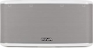 RIVA FESTIVAL Smart Speaker Mid-Size Wireless for Multi-Room music streaming and voice control works with Google Assistant...