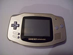 GameBoy Advance Limited Edition Gold Console