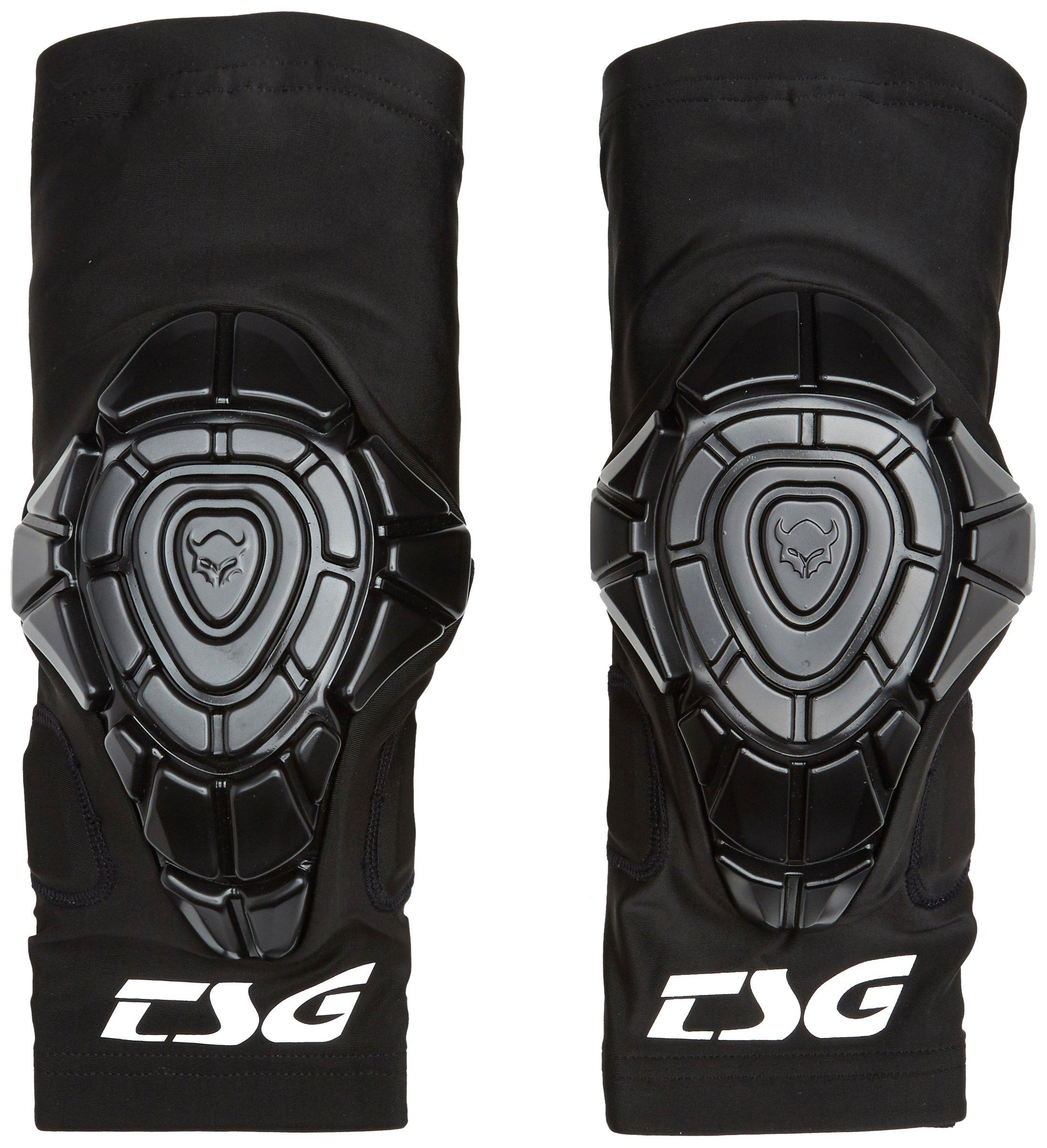 TSG Erwachsene Elbow-Sleeve Joint Schützer, Black, XXS/XS