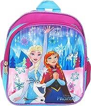 Disney Frozen Toddler Backpack - Small 10 inch Backpack - Elsa, Anna, Olaf