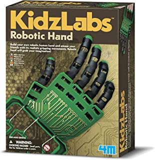4M Fun Science Kidz Labs / Robotic Hand Educational Toys