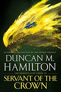 Servant of the Crown (The Dragonslayer Book 3) (English Edition)