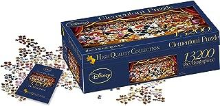 Clementoni 38010.7 Clementoni-38010 Collection-Disney Orchestra-13200 Pieces, Multi-Colour