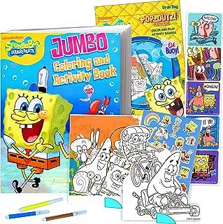 Best Spongebob Coloring Book of 2020 - Top Rated & Reviewed