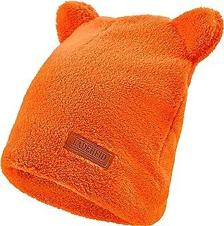 Tiowea Men Fashion Winter Foldable Solid Thicken Ear Warmer Earmuffs Earmuffs