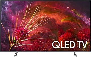 "Samsung 8 Series - Flat 55"" QLED 4K UHD Smart TV, 2018"