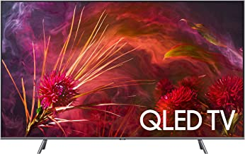 "Samsung 8 Series - Flat 55"" QLED 4K UHD Smart TV, 2018"