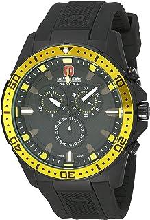 Swiss Military - Hanowa Squad 06-4212.27.007.11 - Reloj cronógrafo para Hombre