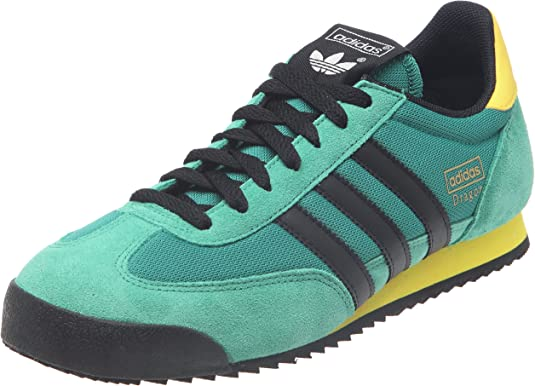 adidas Originals Dragon, Baskets mode homme - Vert (Vercr /noir1 ...