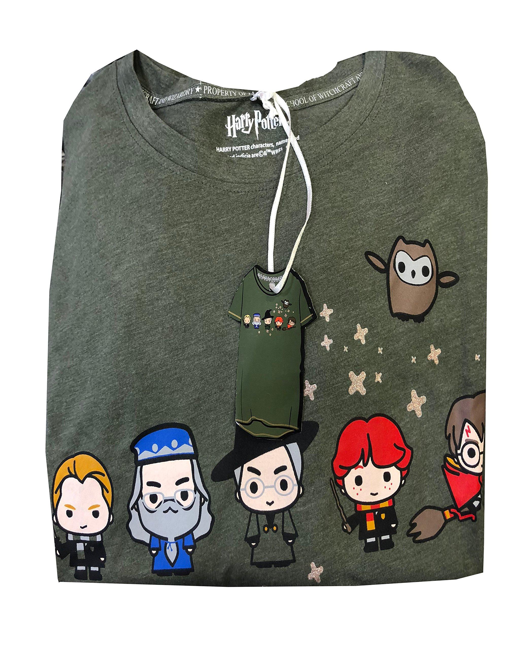 Camisa de Mujer de Harry Potter de Disney, Camiseta de Pijamas ...