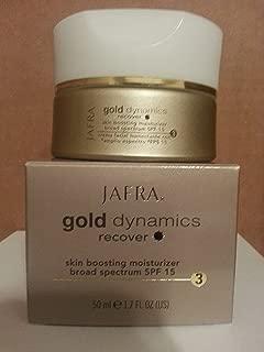 Jafra Gold Dynamics Recover Skin Boosting Moisturizer Broad Spectrum SPF 15 1.7 Fl. Oz.