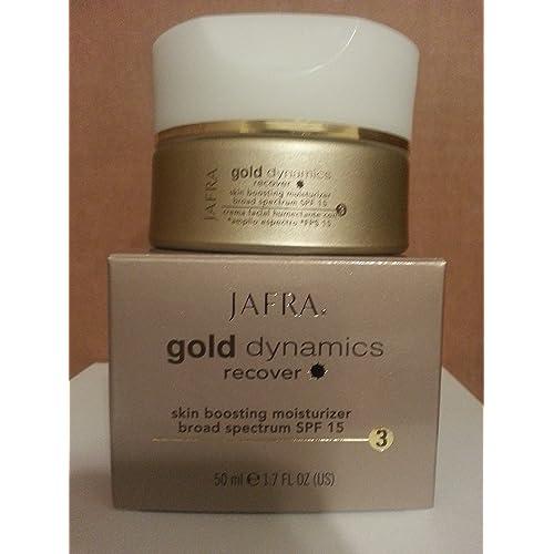 3142b174388 Jafra Gold Dynamics Recover Skin Boosting Moisturizer Broad Spectrum SPF 15  1.7 Fl. Oz.