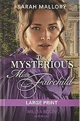 The Mysterious Miss Fairchild ハードカバー