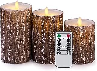 costco led wax candles