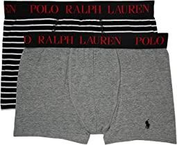 Polo Ralph Lauren - Cotton Comfort Blend 2 Pouch Trunks