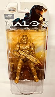 McFarlane Halo 3 Gold Master Chief Limited Edition