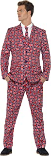 Smiffy's Men's Groovy Stand Out Suit