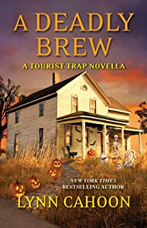 A Deadly Brew (Kindle Single) (A Tourist Trap Mystery)