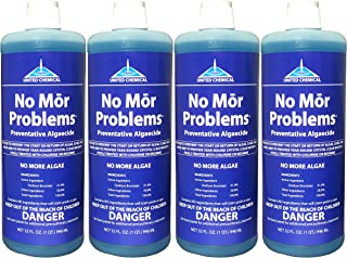 4 PACK - United Chemical No Mor Problems 1qt NMP-C12