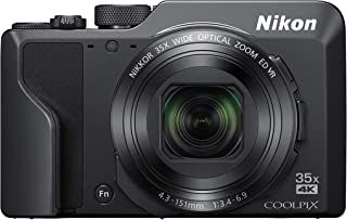 NIKON COOLPIX A1000/BK (Japan Domestic Genuine Products)