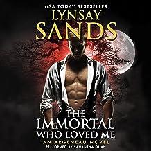 The Immortal Who Loved Me: An Argeneau Novel