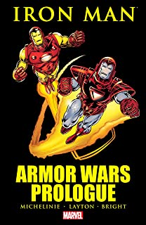 Iron Man: Armor Wars Prologue (Iron Man (1968-1996))