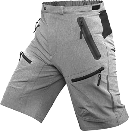 ALLY Mens 3D Deluxe Padded Cycling /& Equestrian Underwear Shorts with High Air Permeability XXXL 38inch-40inch Black
