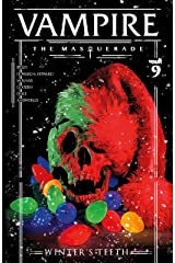 Vampire The Masquerade: Winter's Teeth #9 Kindle Edition