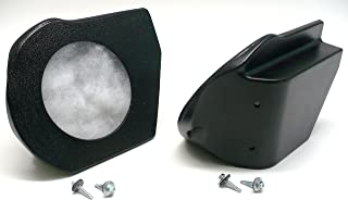 Select Increments 11472 Mod-Pod Speaker Box Pair for Jeep (Enclosure Only)