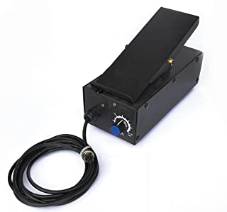 Lotos Technology FP05 Foot Pedal for Plasma Cutter Welder Amp Control 5 Pin Lotos FP05..