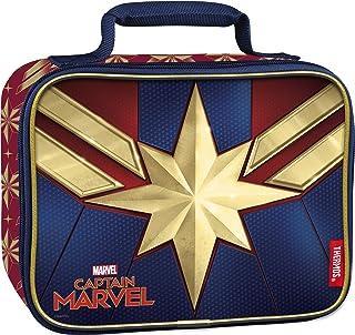 Thermos Novelty - Kit de almuerzo blando, Capitán Marvel, U