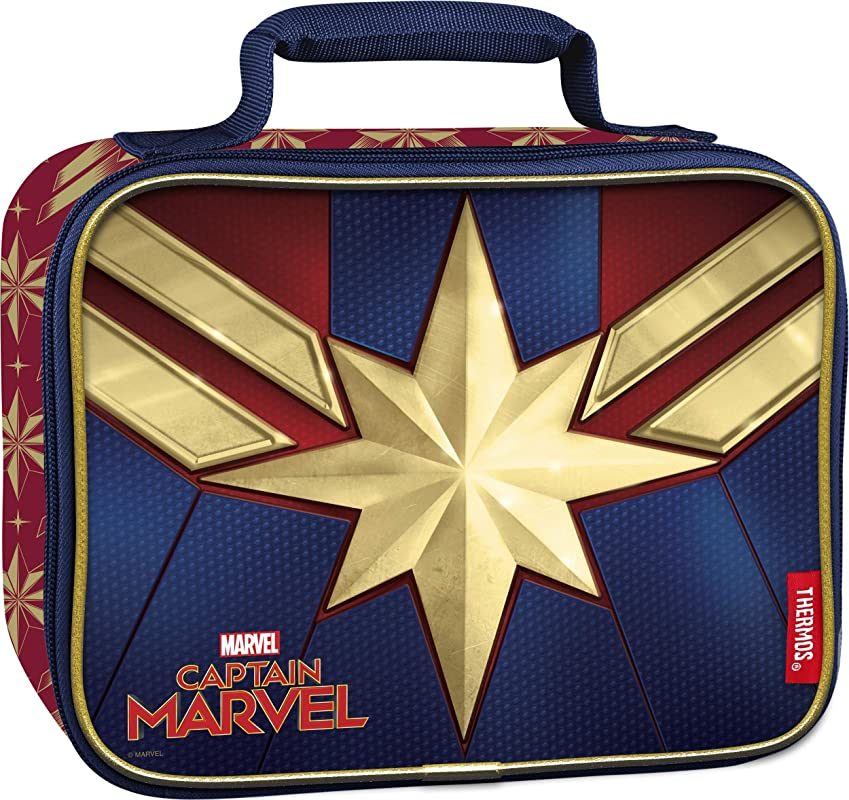 Thermos Soft Lunch Kit Captain Marvel
