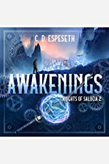 Awakenings: Knights of Salucia, Book 2 Audible Audiobook