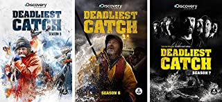Deadliest Catch: Discovery Channel TV Series Complete Seasons 5-7 DVD Collection