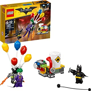 LEGO The Batman Movie The Joker Balloon Escape Costruzioni
