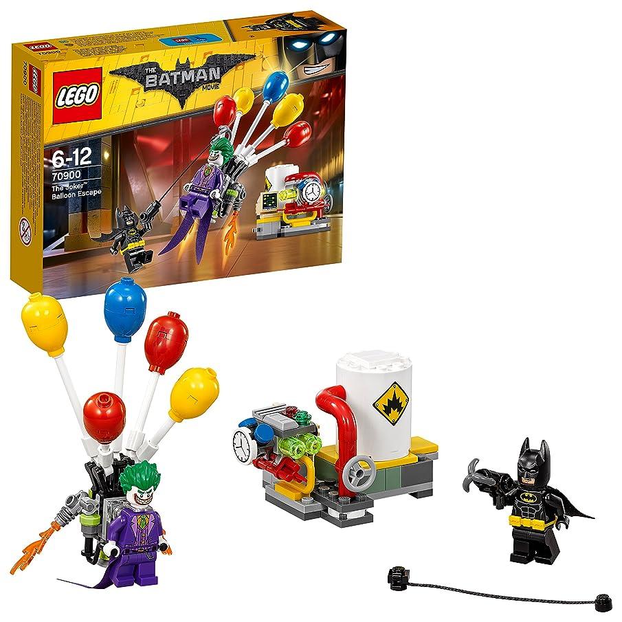 LEGO The Batman Movie The Joker Balloon Escape Costruzioni