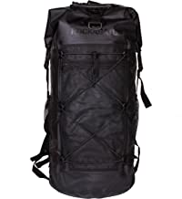 90 Liter Waterproof Backpack by Rockagator | Kanarra Series Massive 90L Water Proof Portage Pack | For Camping, Canoeing, Hunting in the Wet Outdoors